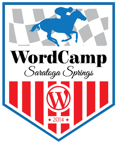 WordCamp Saratoga Springs Logo